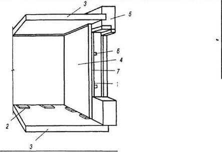 Гидроизоляция швов бетонных конструкций
